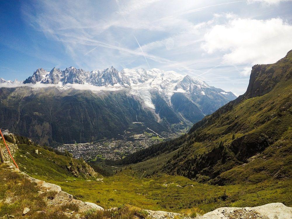 مون بلان یا کوه بلان Mont Blanc