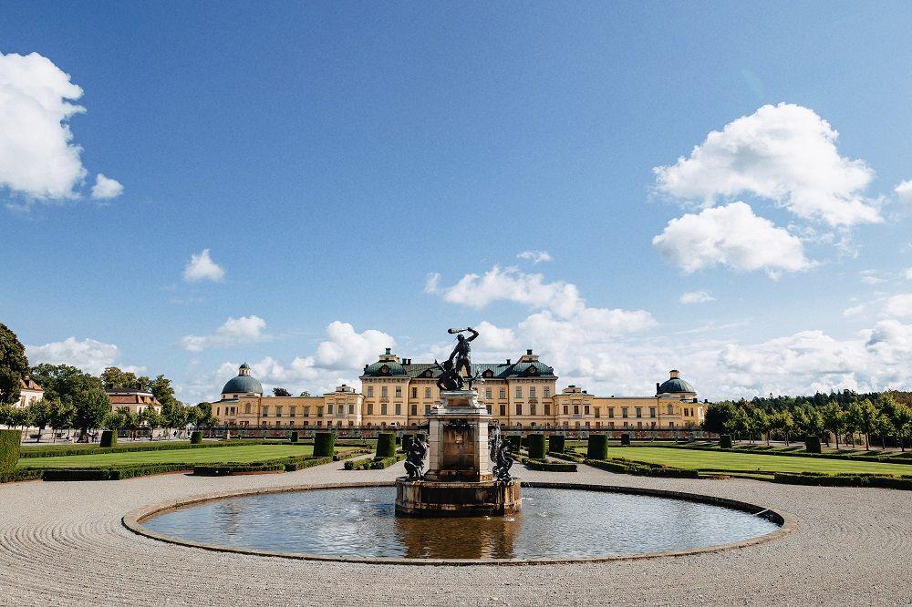 کاخ سلطنتی،استکهلم (Stockholm)