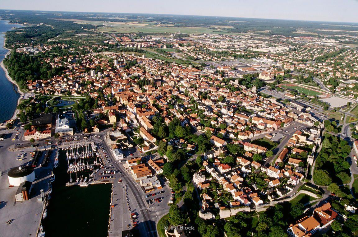 ویسبی، گوتلند (Visby, Gotland)
