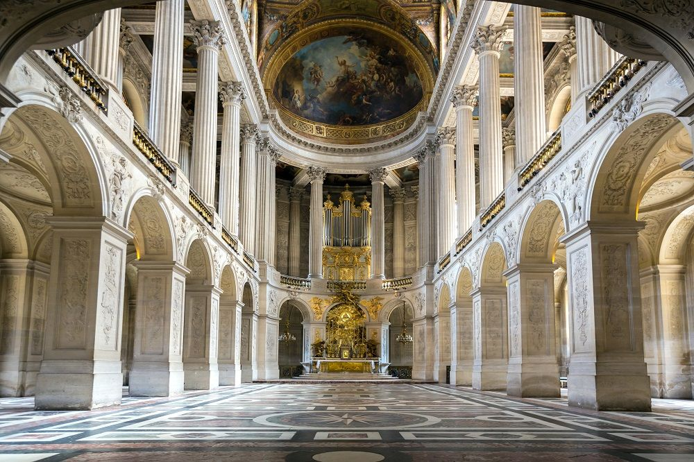 کاخ ورسای پاریس Palace of Versailles , Paris