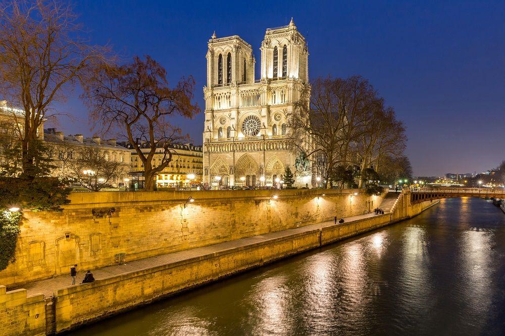 نتردام پاریس Notre Dame , Paris