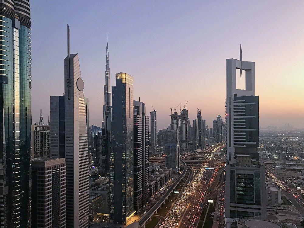 املاک در دبی