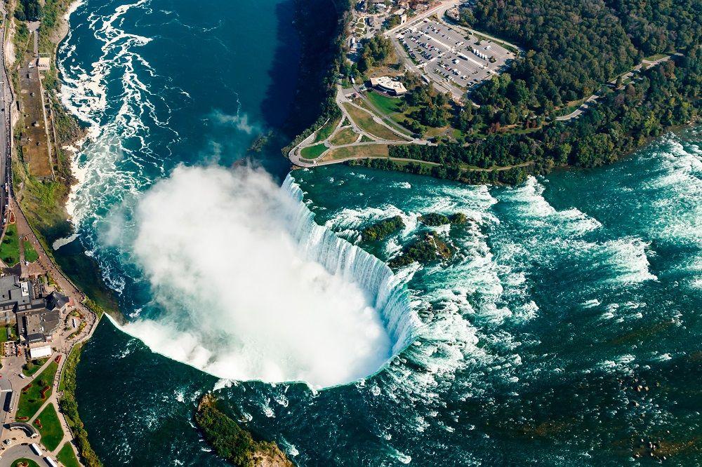 آبشار نیاگارا، اونتاریو