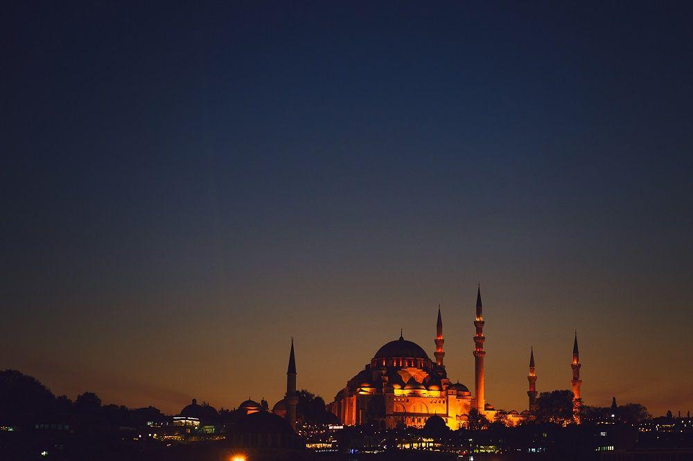 مسجد آبی، مسجد سلطان احمد
