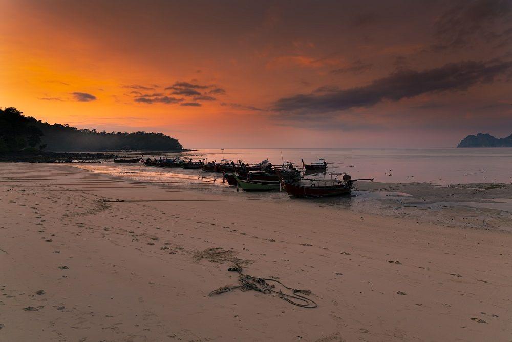 کو فی فی، تایلند (Ko Phi Phi, Thailand)