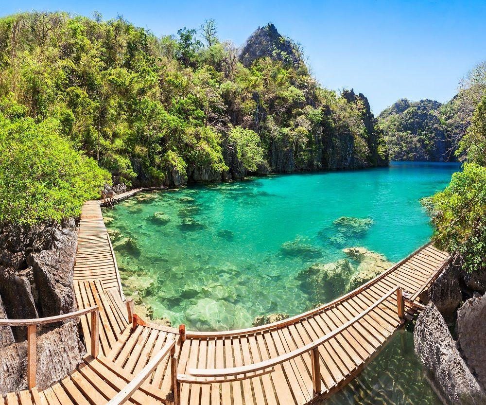 پالاوان، فیلیپین (Palawan, Philippines)