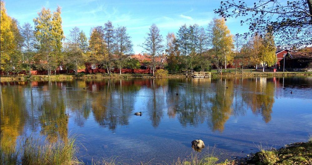 فالون، کوپاربرگ (Falun, Kopparberg)