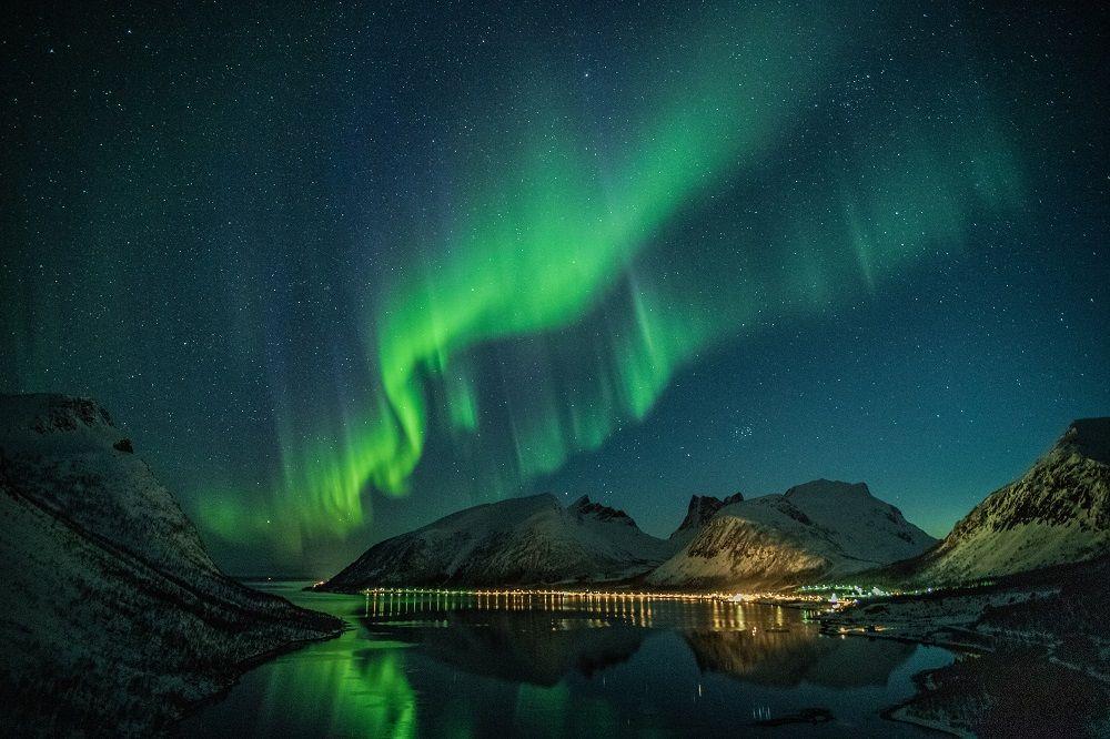 ایستگاه آسمان آئورورا، لاپلند (Aurora Sky Station, Lapland)