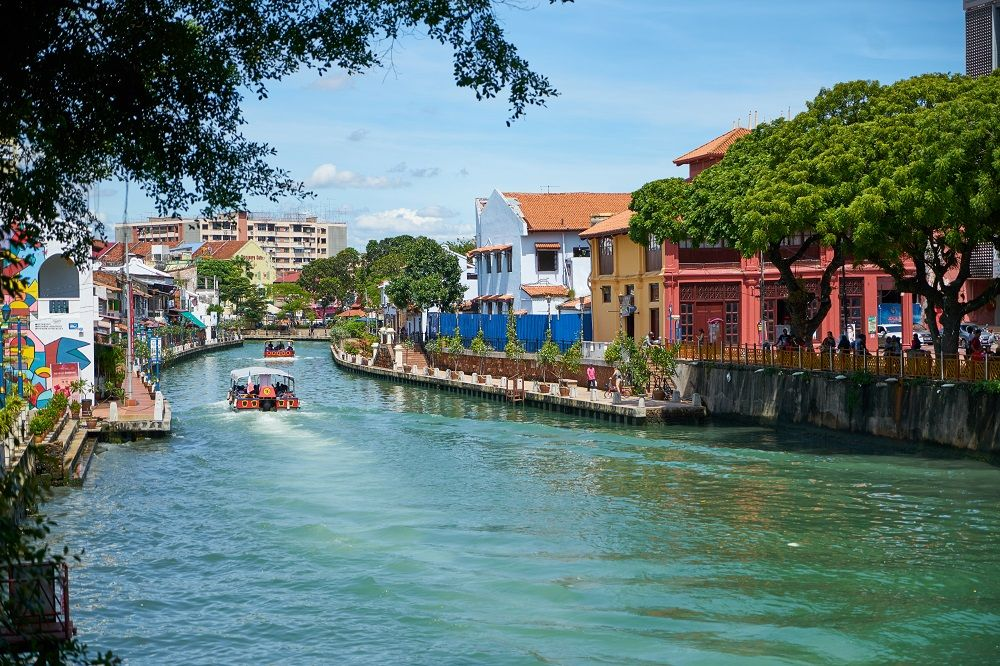 شهر ملاکا Malacca
