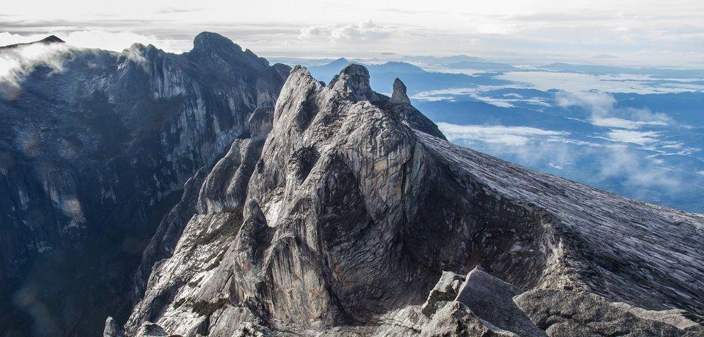 کوه کینابالو Kinabalu