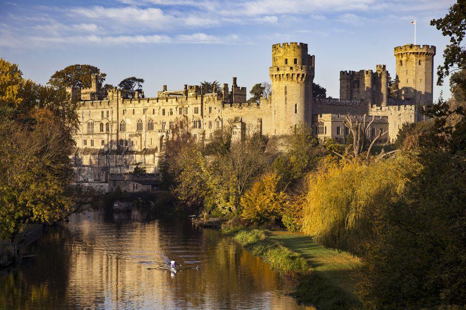 قلعه وارویک Warwick Castle