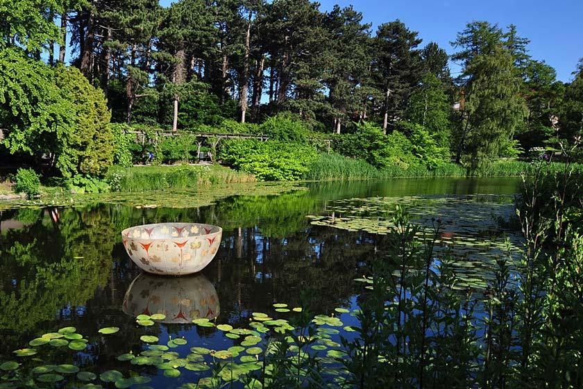 باغهای گیاه شناسی، کپنهاگ
