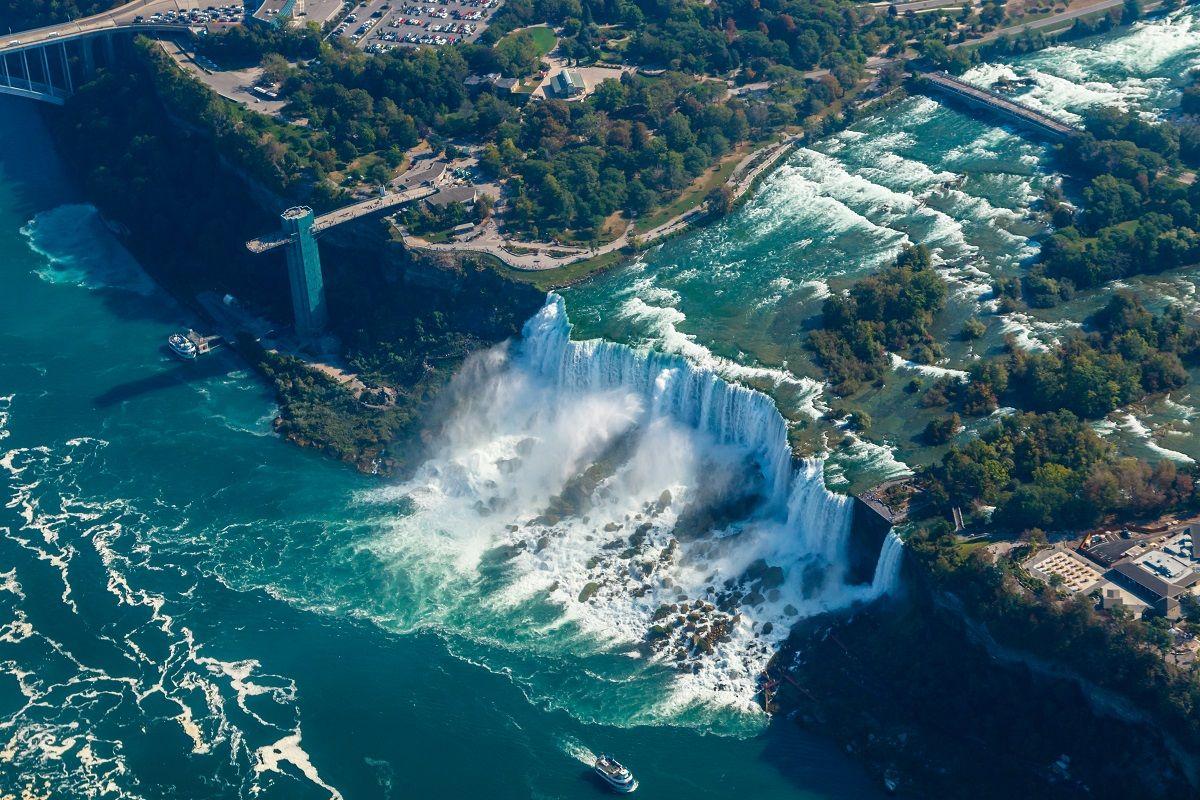 آبشار نیاگارا Niagara Falls