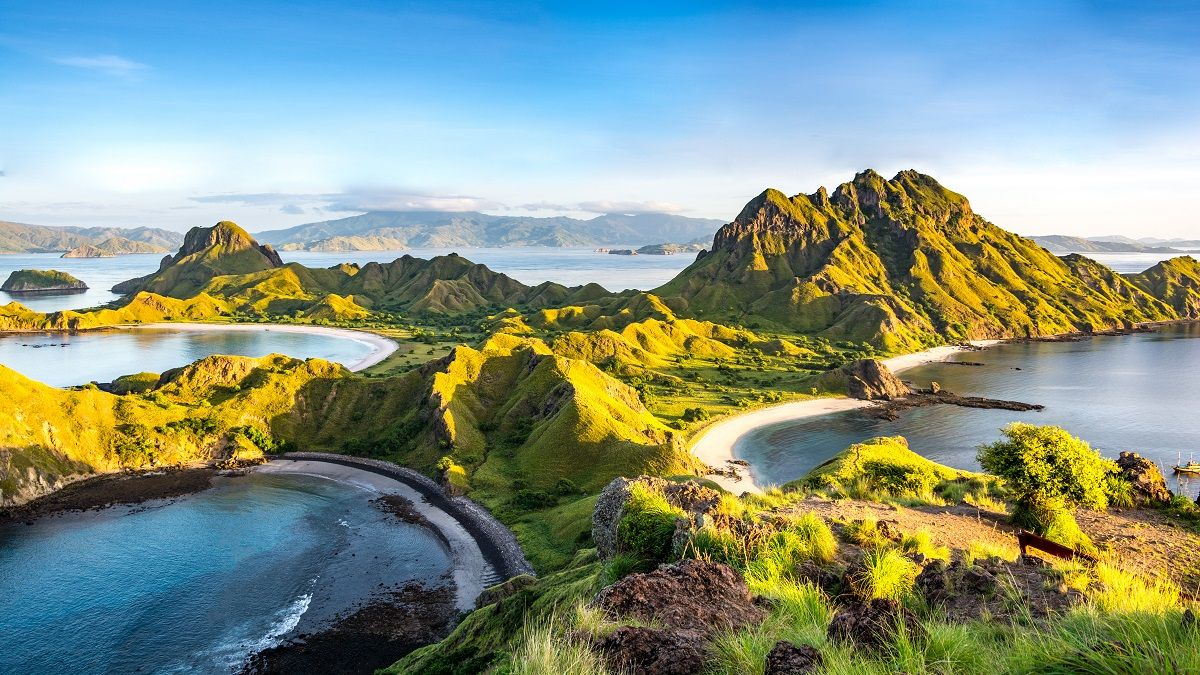 پارک ملی کومودو Komodo National Park