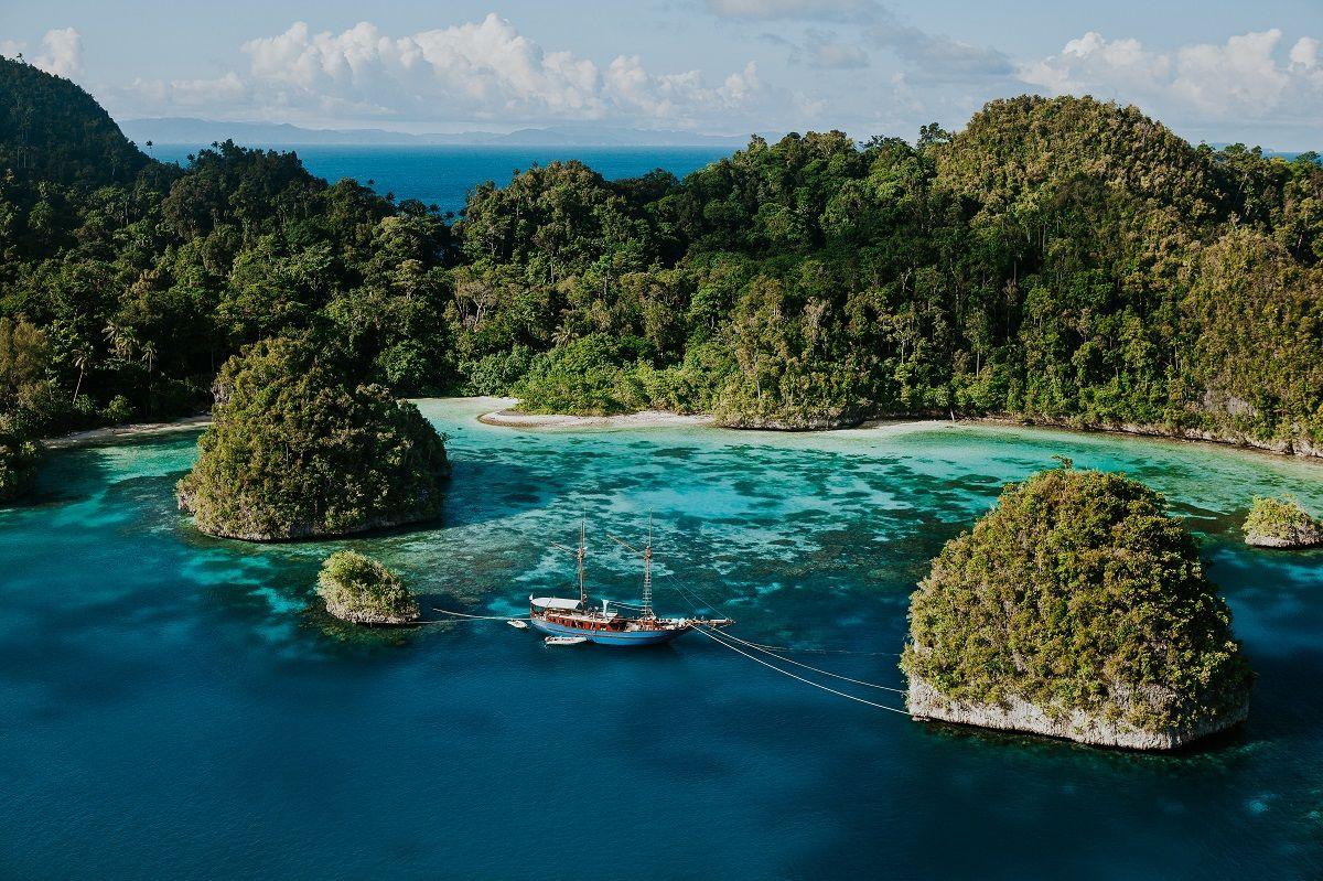 جزایر راجه آمپات Raja Ampat Islands