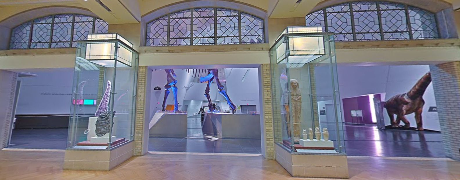 موزه سلطنتی اونتاریو The Royal Ontario Museum