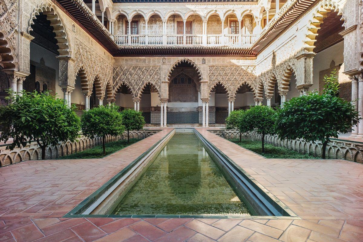 قصر آلکازار، سویا