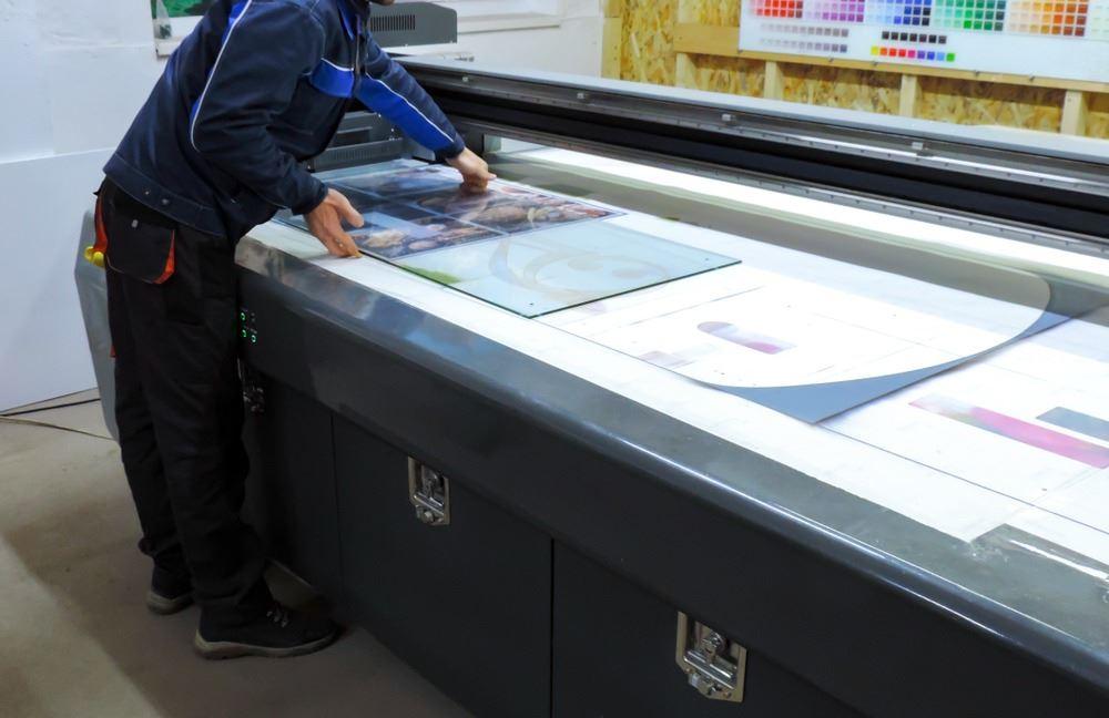 فناوری دیجیتال چاپ UV